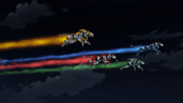 Netflix UK TV review: Voltron: Legendary Defender: Season 4