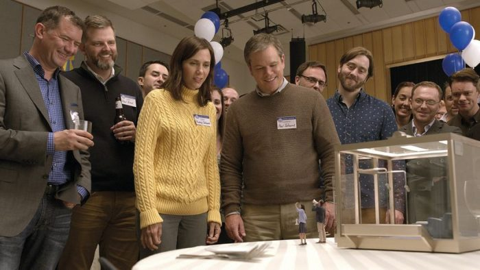 VOD film review: Downsizing