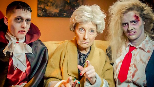 iPlayer streams 6 comedy-horror shorts for Halloween