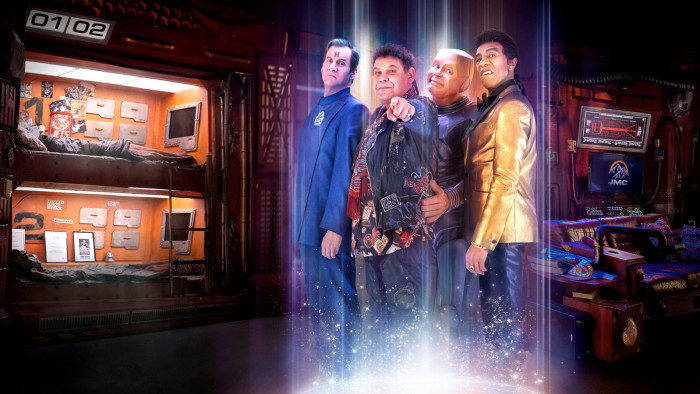 UK TV review: Red Dwarf XII