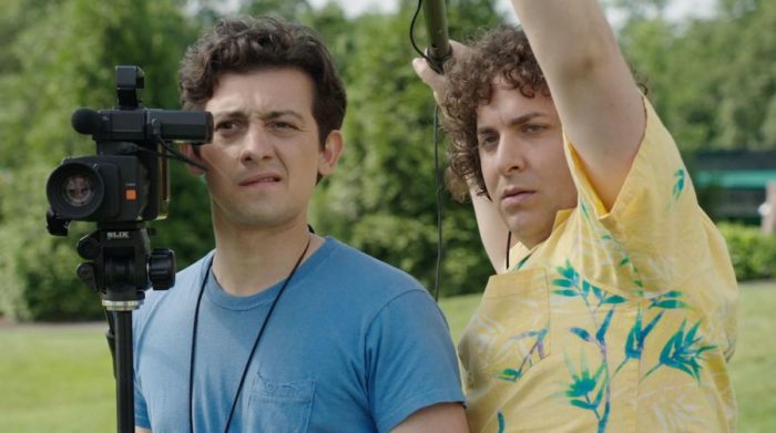 Amazon UK TV review: Red Oaks Season 3