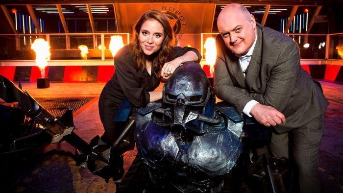 BBC scraps Robot Wars after three seasons