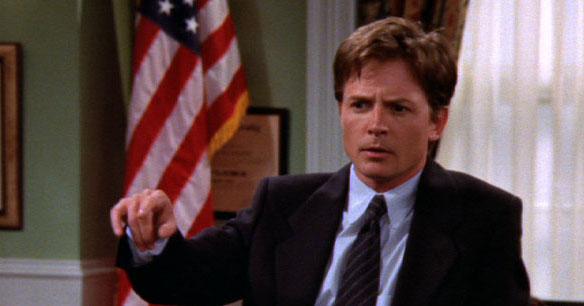 Michael J. Fox joins Designated Survivor