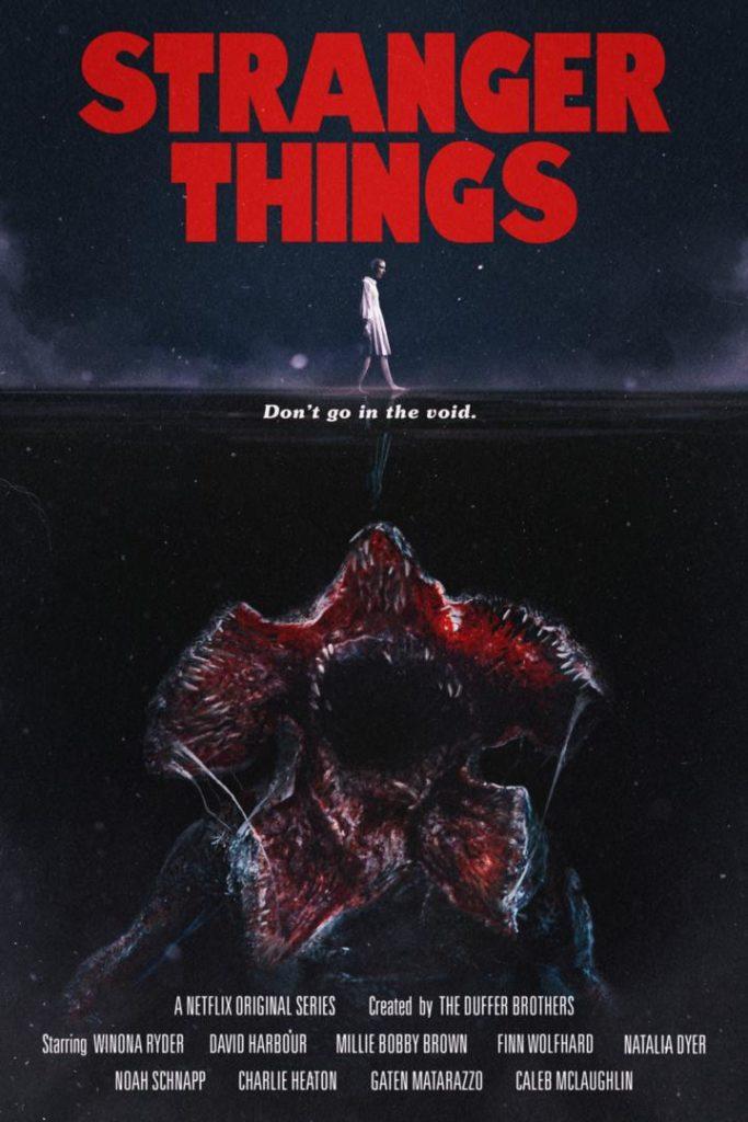 stranger things poster 4