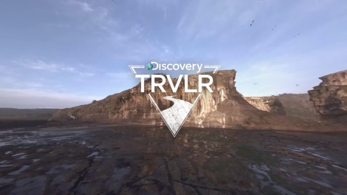Discovery and Google team up for VR series TRVLR