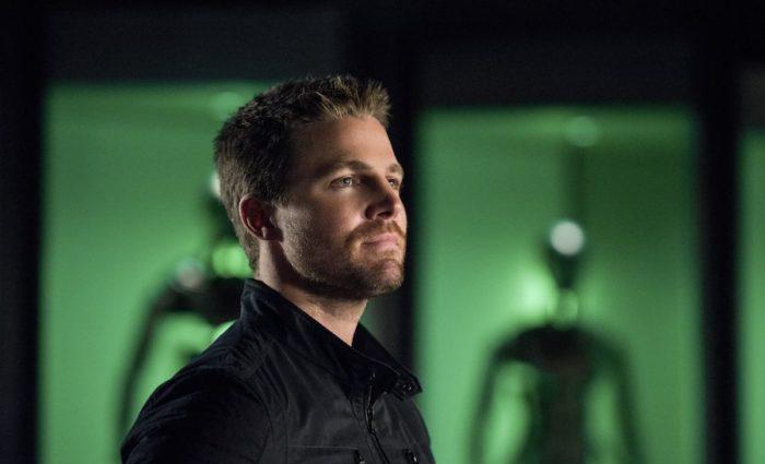 Arrow to end with Season 8