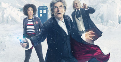 Doctor Who Christmas 2017