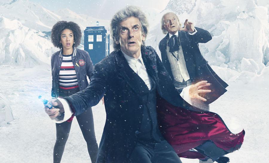 Doctor Who Christmas 2017
