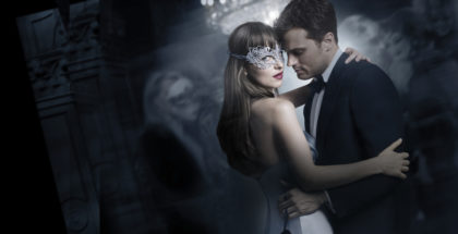 Fifty Shades Darker - Key Art