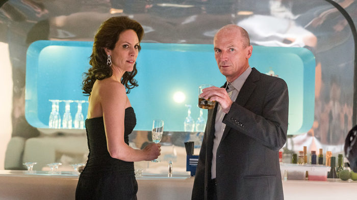 Halt and Catch Fire's Annabeth Gish heads to Netflix's Hill House