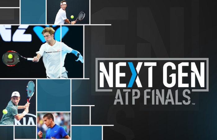 Amazon serves up live tennis from inaugural Next Gen ATP Finals