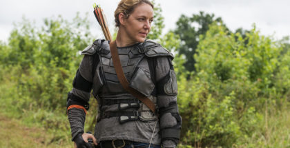 Kerry Cahill as Dianne- The Walking Dead _ Season 8, Episode 6 - Photo Credit: Gene Page/AMC