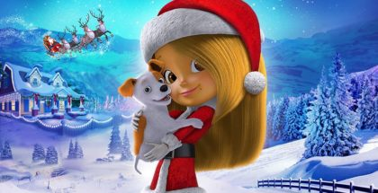 all i want for christmas animated film