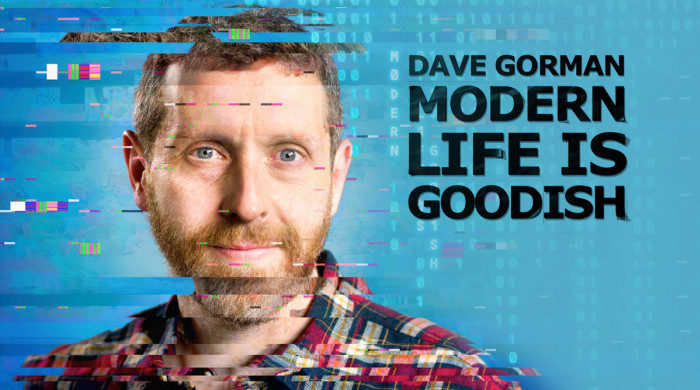 Catch up TV review: Dave Gorman's Modern Life Is Goodish, Ghosted, Bear's Mission with…