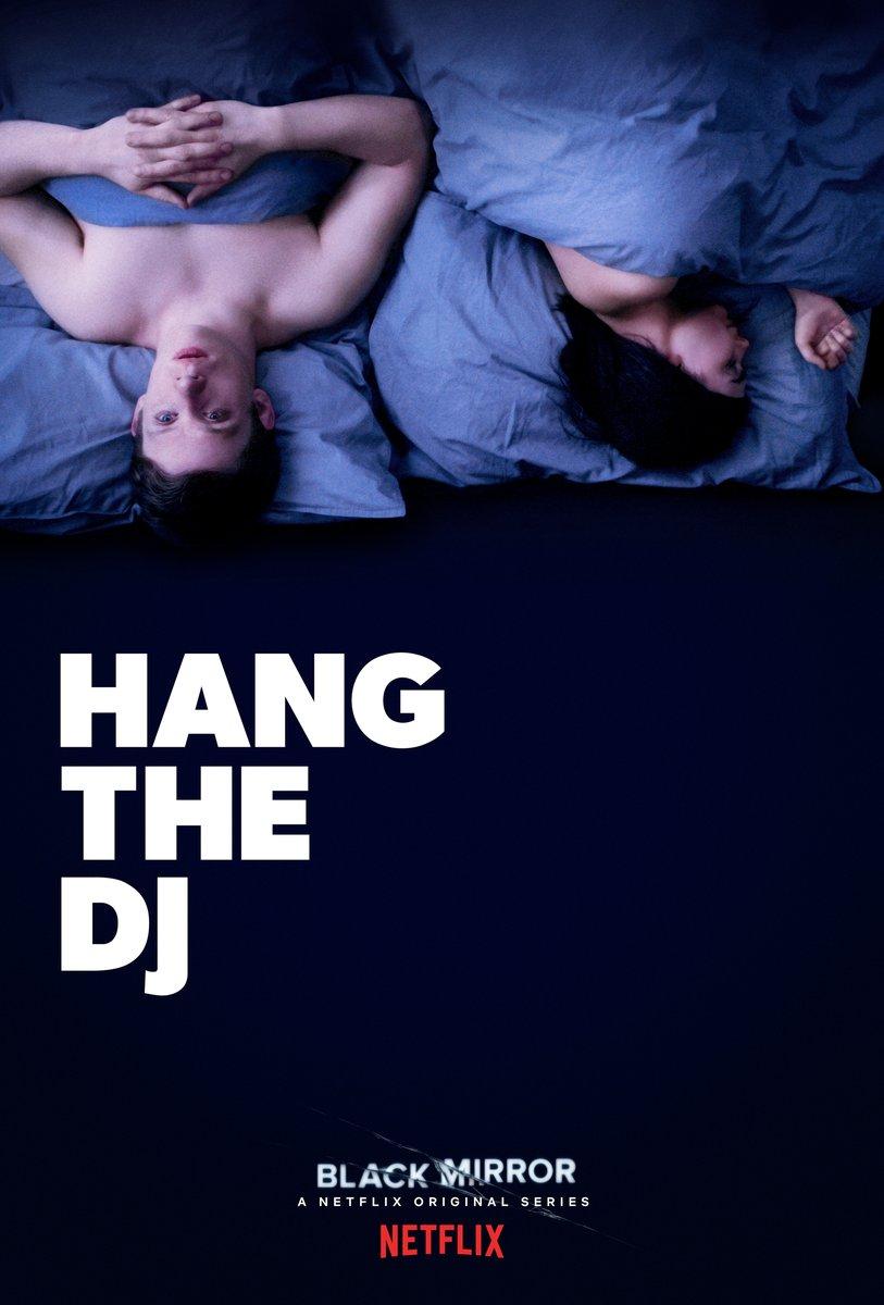 hang the dj poster