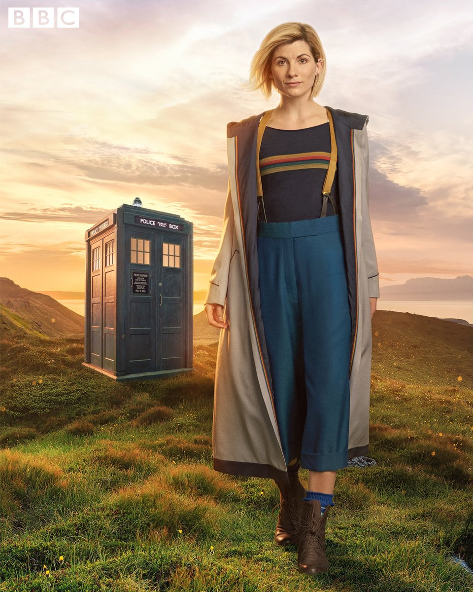 jodie whittaker doctor who costume