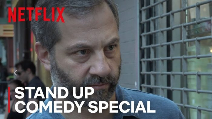 Judd Apatow returns to stage for Netflix stand-up special