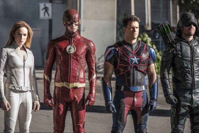 UK TV recap: Legends of Tomorrow, Season 3, Episode 8 (Crisis on Earth-X, Part 4)