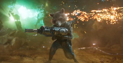 Guardians Of The Galaxy Vol. 2Rocket (Voiced by Bradley Cooper)Ph: Film Frame©Marvel Studios 2017