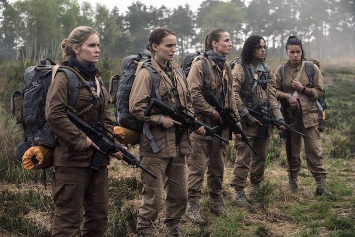 Netflix unveils UK trailer and poster for Annihilation