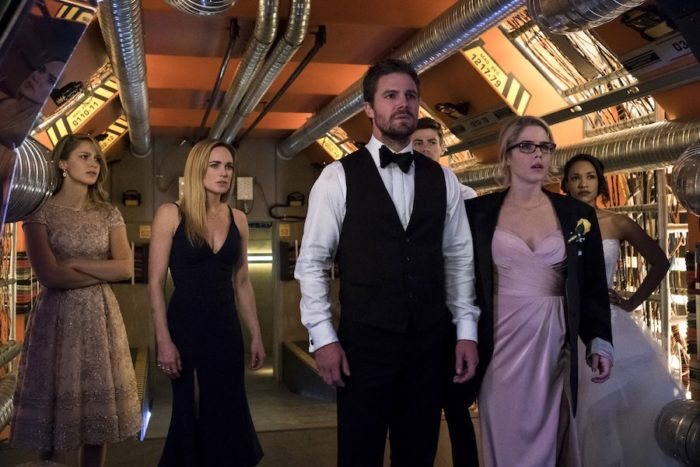 UK TV recap: Arrow, Season 6, Episode 8 (Crisis on Earth-X, Part 3)
