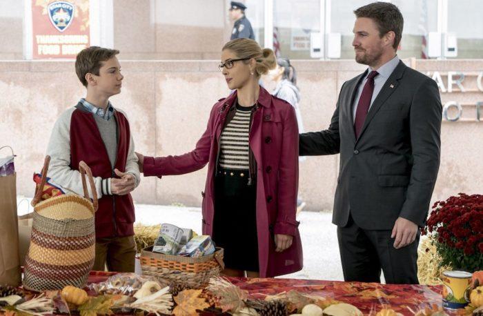 UK TV recap: Arrow, Season 6, Episode 7 (Thanksgiving)