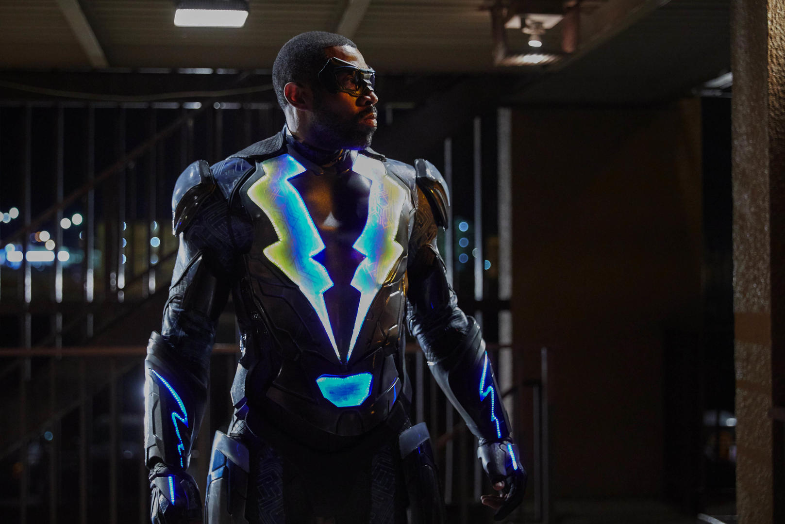 "Black Lightning -- ""Pilot"" -- Photo Credit Bob Mahoney / ©2017 WArner Bros. Entertainment inc.  All Rights Reserved"