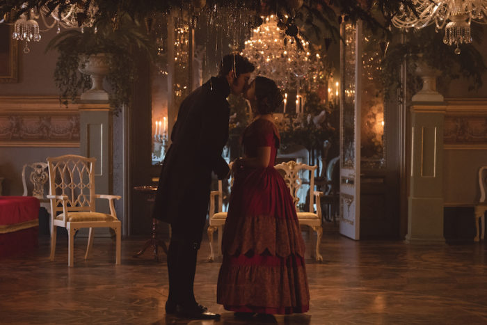 UK TV review: Victoria Christmas special (Comfort and Joy)