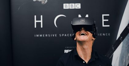 bbc space vr