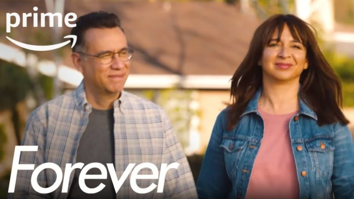 First look: Maya Rudolph stars in Amazon's Forever
