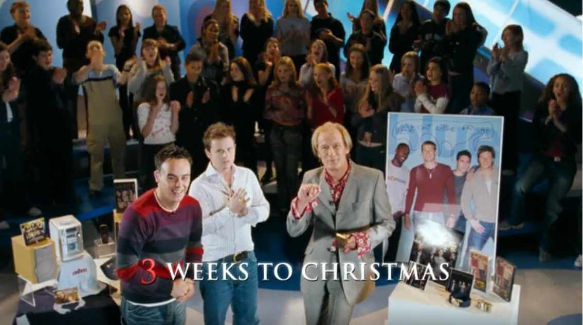 love actually 3 weeks