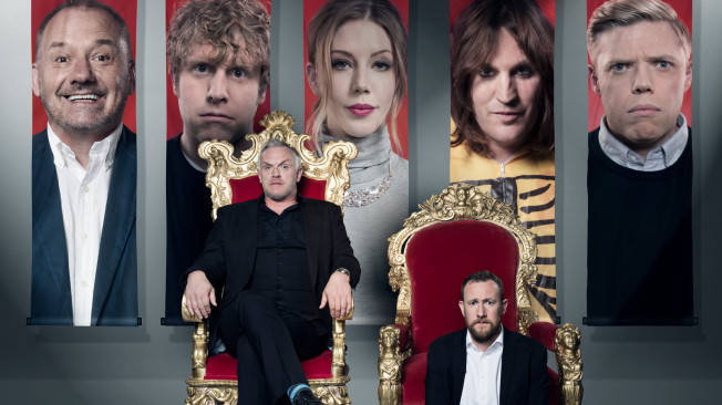 Catch up TV review: Taskmaster: Champion of Champions, Bancroft,  Word of the Year 2017