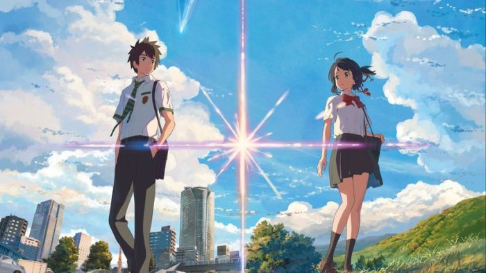 VOD film review: Your Name