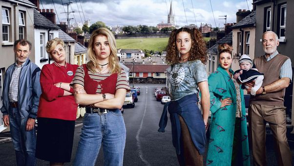 Catch Up TV review: Celebrity Great British Bake Off, Derry Girls S2
