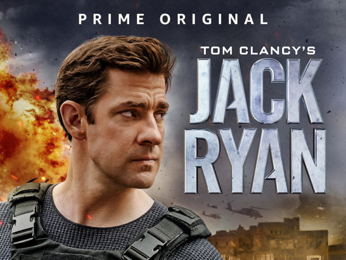 Amazon drops full trailer for Tom Clancy's Jack Ryan