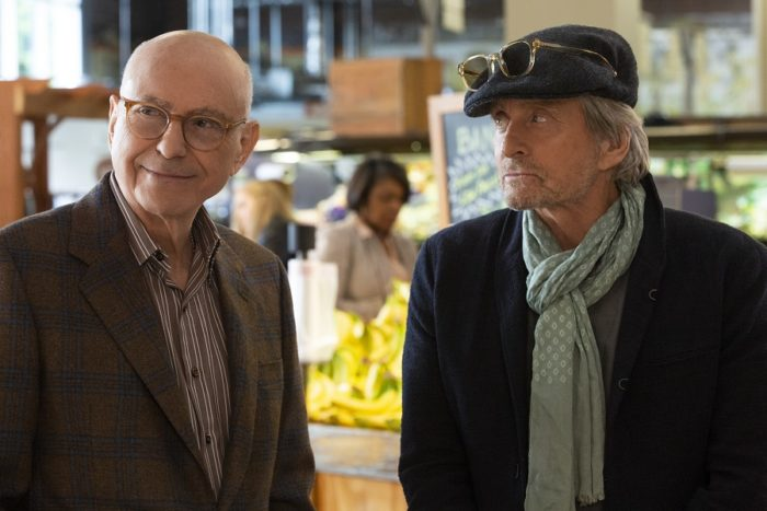 First look Netflix UK TV review: The Kominsky Method
