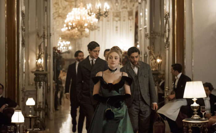Netflix nabs The Alienist for international release