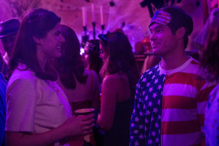 Netflix UK film review: When We First Met