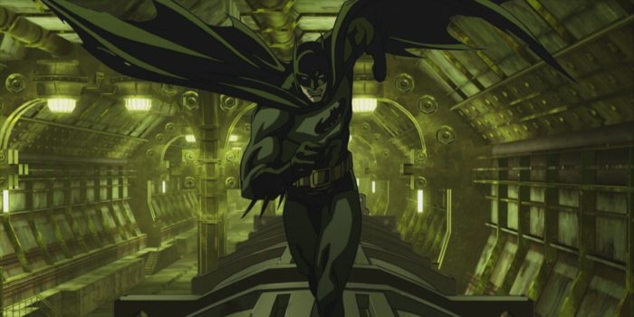 Superhero Sundays: Batman: Gotham Knight (2008)