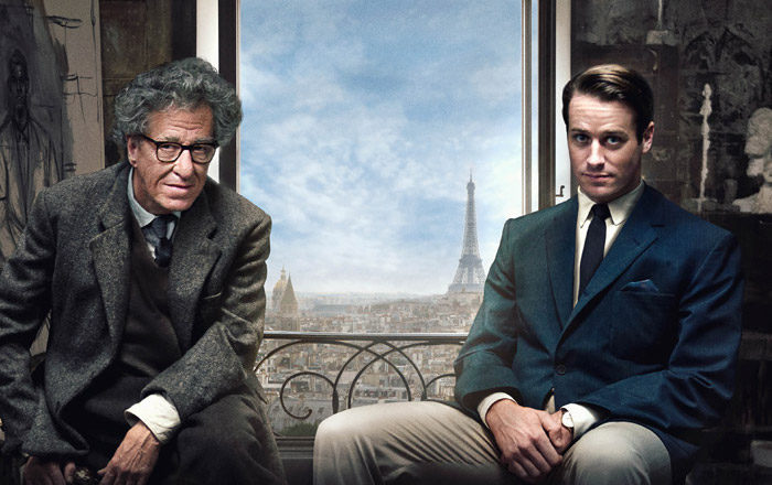 Netflix UK film review: Final Portrait