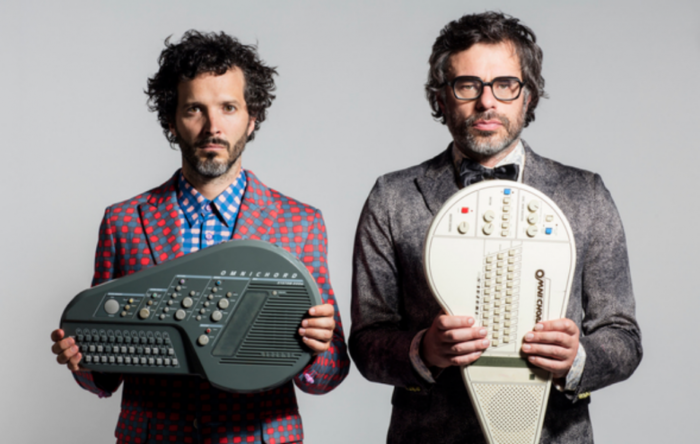 Flight of the Conchords tour is coming to your living room