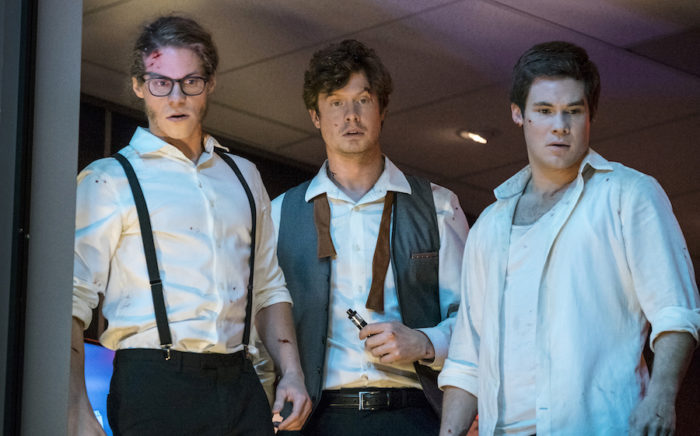 Netflix UK film review: Game Over, Man!