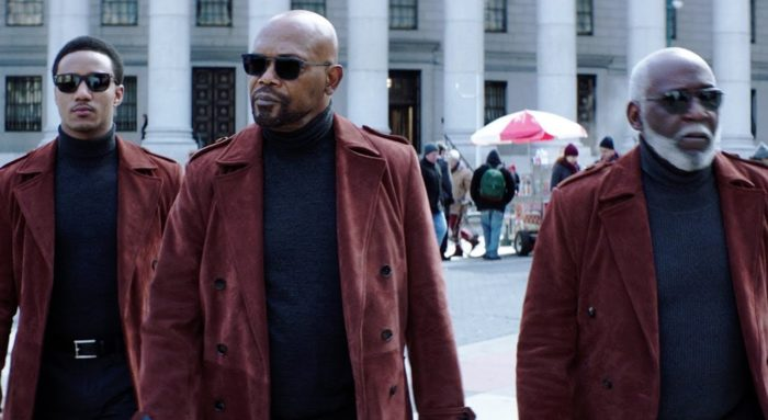 Shaft struts to top of Netflix UK's most-watched chart