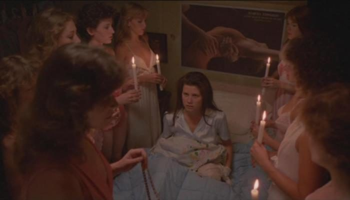 Shudder UK film review: The Initiation (1984)
