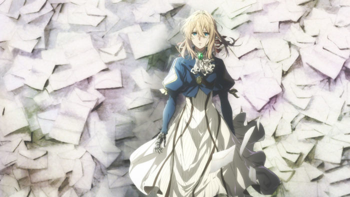 Violet Evergarden joins Netflix UK anime line-up