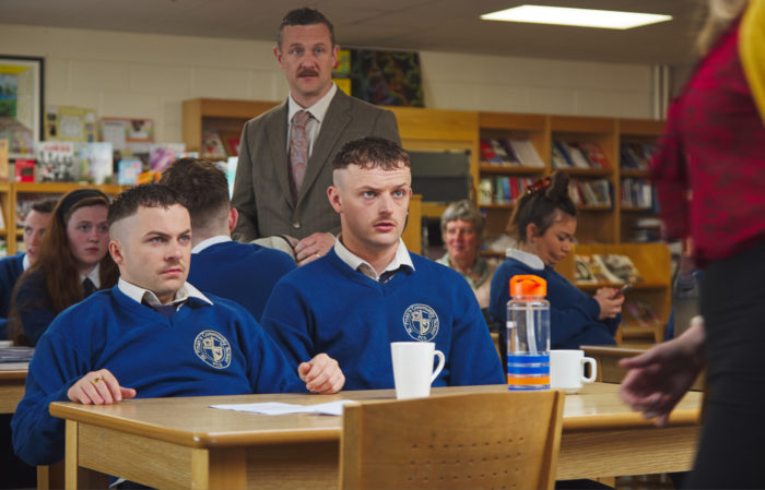 Filming starts on The Young Offenders Season 2