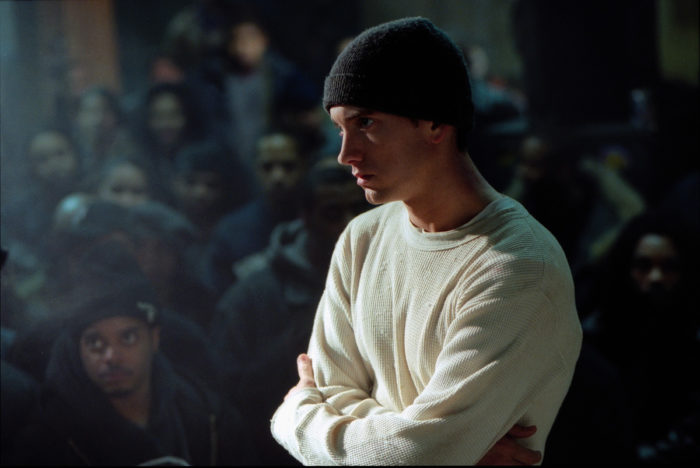 Netflix UK film review: 8 Mile