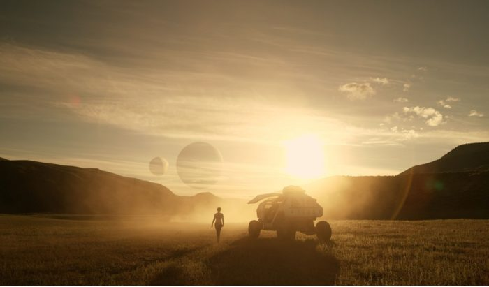Netflix's Lost in Space finds women front and centre