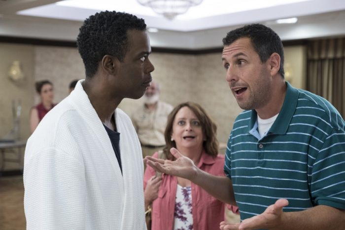 Trailer: Chris Rock and Adam Sandler go head-to-head in Netflix's The Week Of