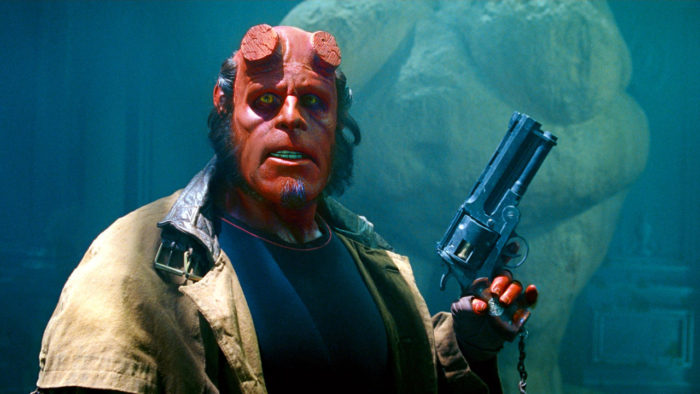 Netflix UK film review: Hellboy